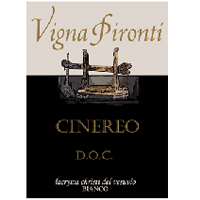Lacryma Christi del Vesuvio Bianco Cinereo 2008