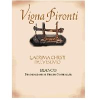 Lacryma Christi del Vesuvio Bianco 2009