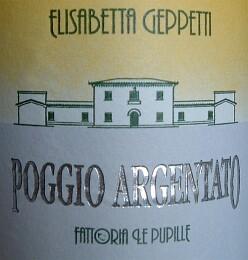 Poggio Argentato 2004