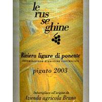 Riviera Ligure di Ponente Pigato Le Russeghine 2003