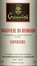 Sangiovese di Romagna Superiore 2002