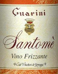 Santomè Chardonnay Frizzante