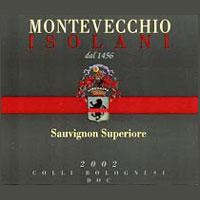 Colli Bolognesi Sauvignon Superiore 2002