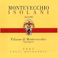 Colli Bolognesi Sauvignon Palazzo di Montevecchio 2002