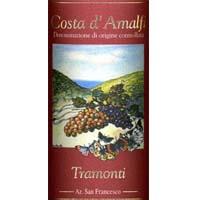 Costa d'Amalfi Tramonti Rosso 2005