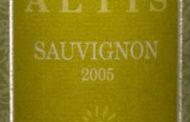 Altis Sauvignon Selezione 2005