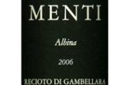 Recioto di Gambellara Classico Albina 2006