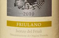 Isonzo del Friuli Friulano 2010