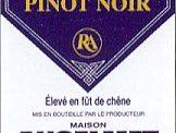 Valle d'Aosta Pinot Noir 2001