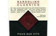 Bardolino Classico Pieve San Vito Tenuta Valleselle 2009