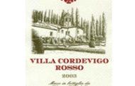 Villa Cordevigo Rosso 2003