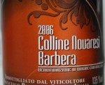 Colline Novaresi Barbera 2006