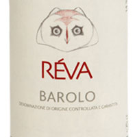 Barolo 2012 Réva