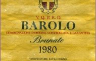 Barolo Brunate 1980