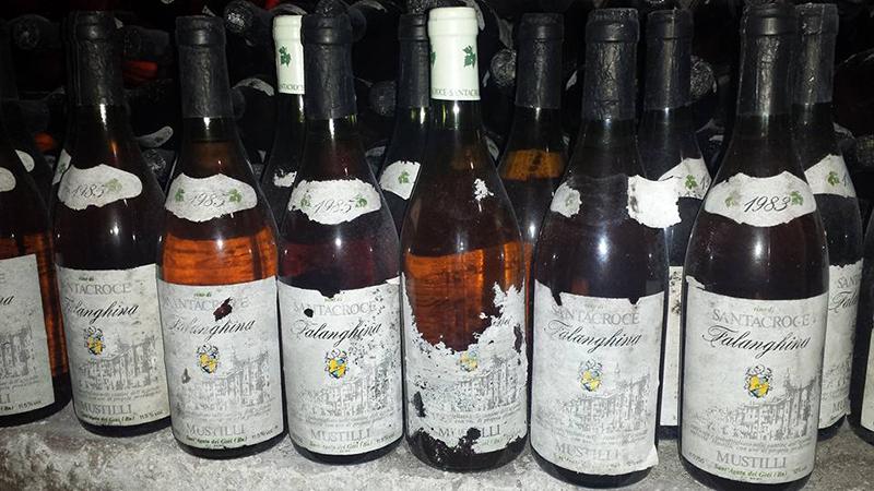 Vini Cantine Mustilli
