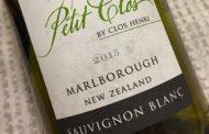 VINerdì Igp, il vino della settimana: Marlborough Sauvignon Blanc Petit Clos 2015 Clos Henri