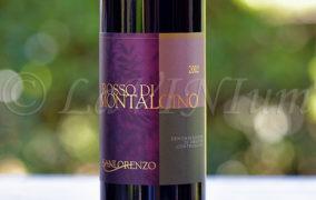 La verifica: Rosso di Montalcino 2005 - Sanlorenzo