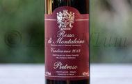 Rosso di Montalcino 2015 - Pietroso: grinta e personalità
