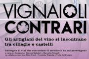 Domenica 28 maggio al Palazzo Barozzi di Vignola arrivano i Vignaioli Contrari!