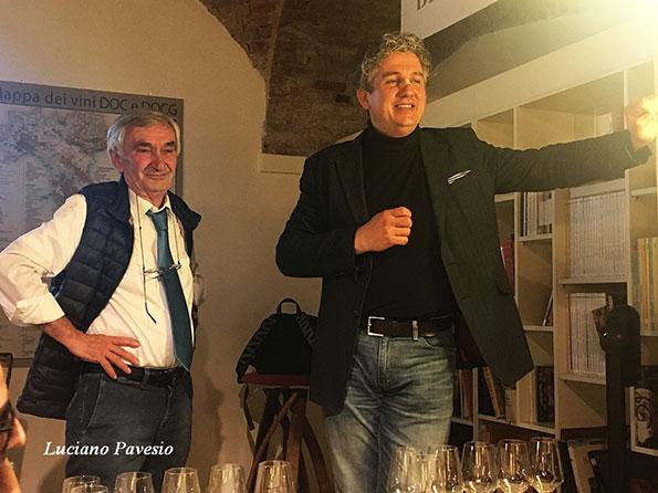 Carlo Castino e Michele Antonio Fino