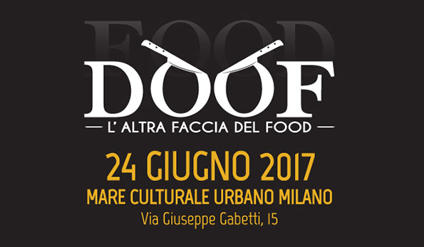 Arriva Doof a Milano, l'altra faccia del food