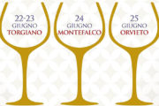 Umbria, l'Enoturismo al centro della Convention estiva delle Città del Vino