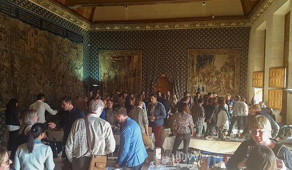 La sala del Palais du Tau