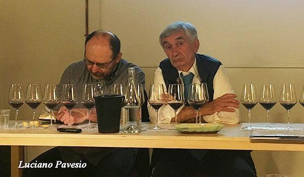 Sandro Sangiorgi e Carlo Castino