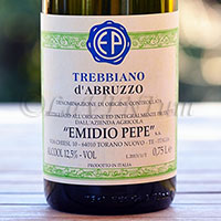 Trebbiano d'Abruzzo 2013 Emidio Pepe