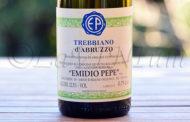 Trebbiano d'Abruzzo 2013 Emidio Pepe: il succo della terra