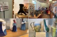 Torgiano, al MACC, vino e ceramiche d'autore, l'antica arte dei