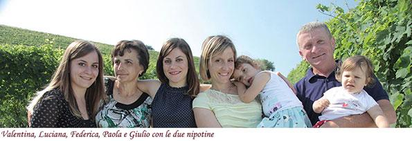 Famiglia di Giulio Grasso