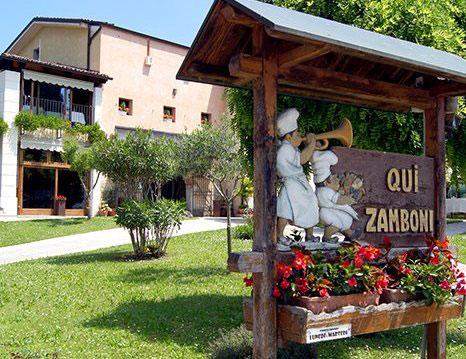Ristorante Qui Zamboni - Vicenza