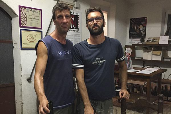 Gianpaolo Isabella e Marcello Righi