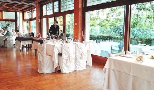 Sala ristorante Zamboni