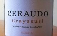 VINerdì Igp, il vino della settimana: Grayasusi Rame Rosato 2016 - Ceraudo