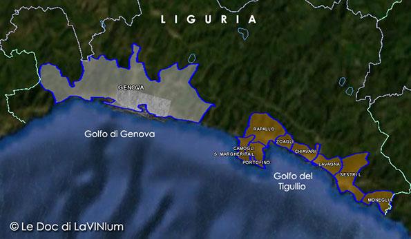 Portofino Sottozona Costa dei Fieschi
