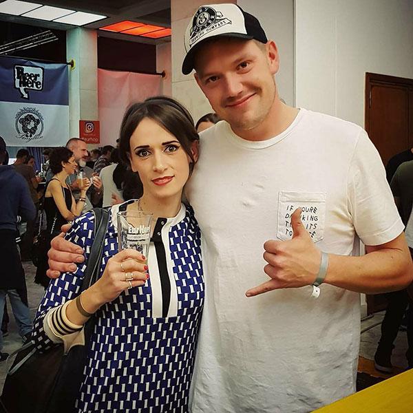 Hilary e Soren Parker Wagner di Dry&Bitter