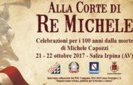 Alla Corte di Re Michele: Salza Irpina celebra i 100 anni dalla morte del suo primo sindaco