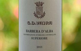 VINerdì Igp, il vino della settimana: Barbera d'Alba Superiore 2013 - G.D.Vajra