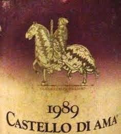 Chinnti Classico Vigneto La Casuccia 1989 Castello di Ama