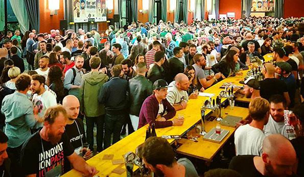 Eurhop 2017: le birre, i gomiti, le ciliegie