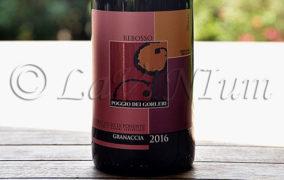 Produttori, un vino al giorno: Riviera Ligure di Ponente Granaccia Rebosso 2016 - Poggio dei Gorleri