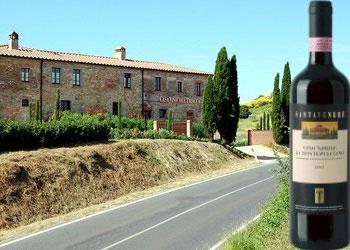 Nobile di Montepulciano Santavenere 2014 - Triacca