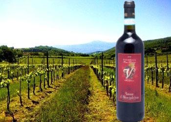 Rosso di Montalcino 2014 Piombaia