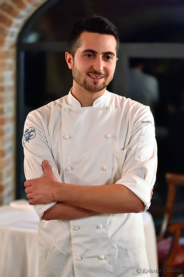 Chef Federico Gallo