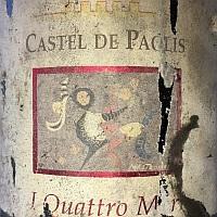 I Quattro Mori 2001 - Castel De Paolis