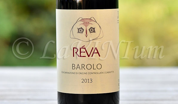 Barolo 2013 Réva