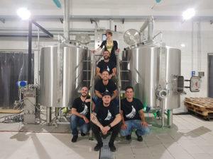 Marco, Hilary, Umberto, Marco, Emanuele e Claudio