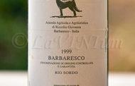 Barbaresco Rio Sordo 1999